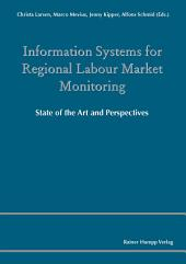 Information Systems for Regional Labour Market Monitoring: State of the Art and Perspectives