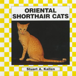 Oriental Shorthair Cats PDF