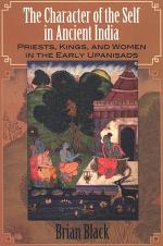 Character of the Self in Ancient India, The