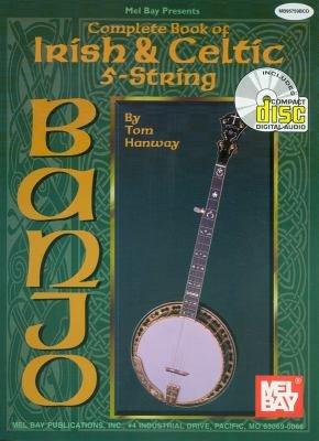 Complete Book of Irish   Celtic 5 String Banjo PDF