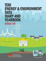 TERI Energy   Environment Data Diary and Yearbook  TEDDY  2018 19 PDF