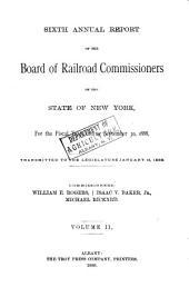 Annual Report: Volume 2