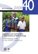 Engaging local communities in stewardship of World Heritage