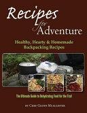 Recipes for Adventure Book