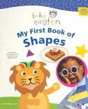 Baby Einstein  My First Book of Shapes