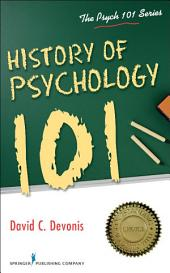 History of Psychology 101