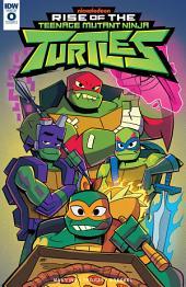 Rise of Teenage Mutant Ninja Turtles #0