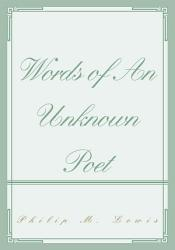 Words of an Unknown Poet PDF