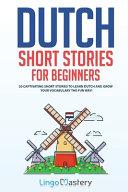 Dutch Short Stories for Beginners