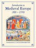 Introduction to Medieval Europe  300 1550