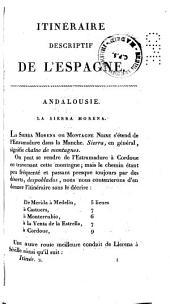 Andalucia; Murcia; Aragón; Navarra; Vizcaya; Santander; Asturias; Galicia ; Reino de León