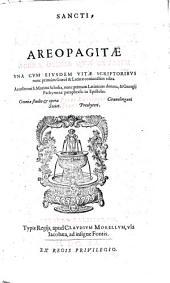 Opera omnia quae extant una cum eiusdem vitae scriptoribus nunc primum graece et latine conjunctim ed.; accesserunt S. Maximi scholia ... et Georgii pachymerae paraphrasis in epistolas (etc.) (graece et lat.)