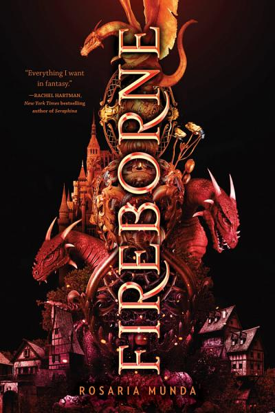 Download Fireborne Book