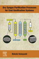 Dry Syngas Purification Processes for Coal Gasification Systems PDF