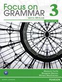 Focus on Grammar 3 with MyEnglishLab PDF