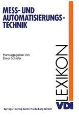 Lexikon Me    und Automatisierungstechnik PDF