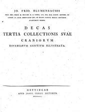 Decas tertia collectionis suae craniorum diversarum gentium illustrata