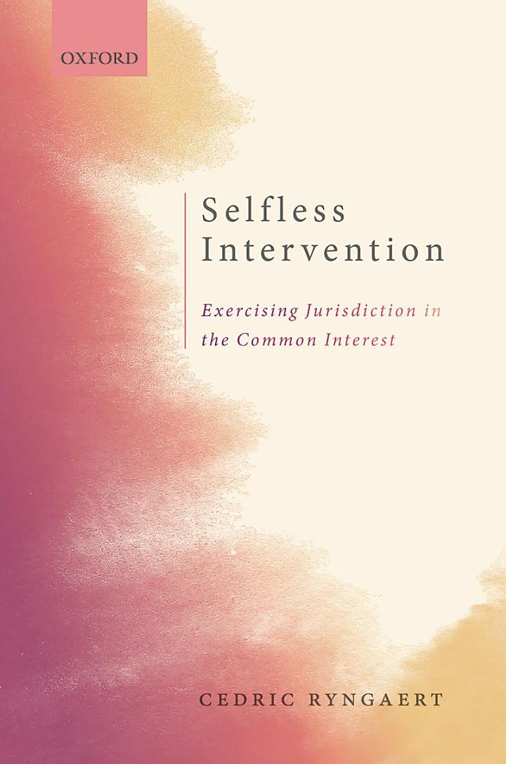 Selfless Intervention