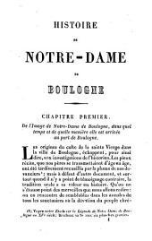 Histoire de Notre-Dame de Boulogne