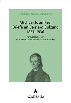 Michael Josef Fesl PDF
