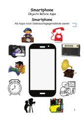 Smartphone Als Apps noch Gebrauchsgegenstände waren GERMAN
