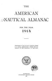 The American nautical almanac: Volume 1914