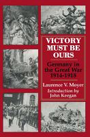 Victory Must be Ours PDF