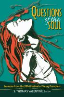 Questions of the Soul PDF