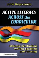 Active Literacy Across the Curriculum PDF