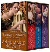 Damsels in Breeches Regency Series Boxed Set Vol. 1