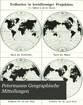 Petermanns Mitteilungen: Band 50