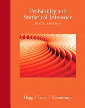 Probability and Statistical Inference: Edition 9