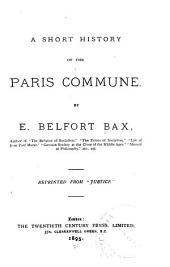 A Short History of the Paris Commune