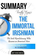 Summary Of The Immortal Irishman