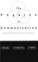The Physics of Communication PDF