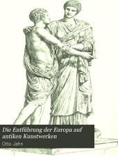 Die Entführung der Europa auf antiken Kunstwerken