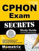CPHON Exam Secrets Study Guide PDF