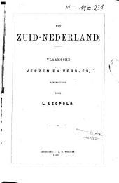 Uit Zuid-Nederland: Vlaamsche verzen en versjes