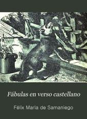 Fábulas en verso castellano: para las escuelas de primera enseñanza