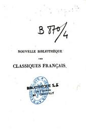 Oeuvres choisies de Boursault
