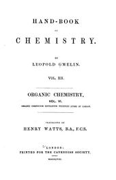Hand-book of chemistry: Volume 12
