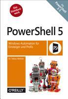 PowerShell 5 PDF