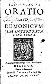 Oratio ad Demonicum
