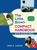 The Little  Brown Compact Handbook with Exercises PDF