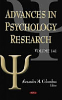 Advances in Psychology Research  Volume 141 PDF