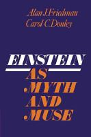 Einstein as Myth and Muse PDF