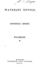 Waverley: Volume 2