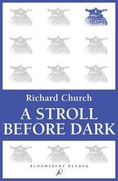 A Stroll Before Dark: Essays