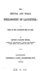 The Mental and Moral Philosophy of Laughter