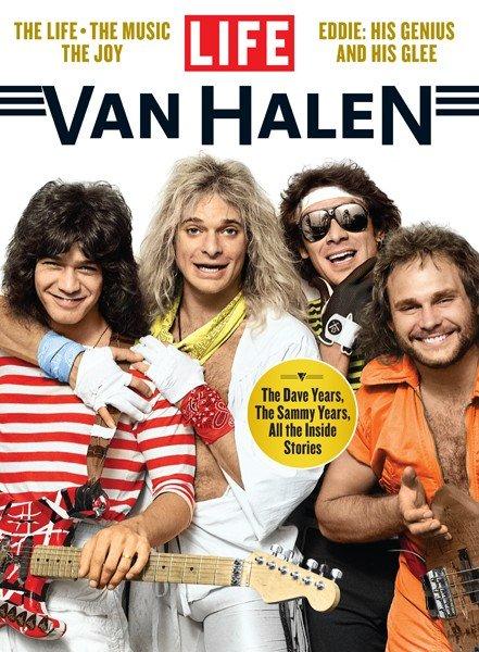 Download LIFE Van Halen Book